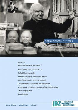 jbztaetigkeitsbericht2020cover